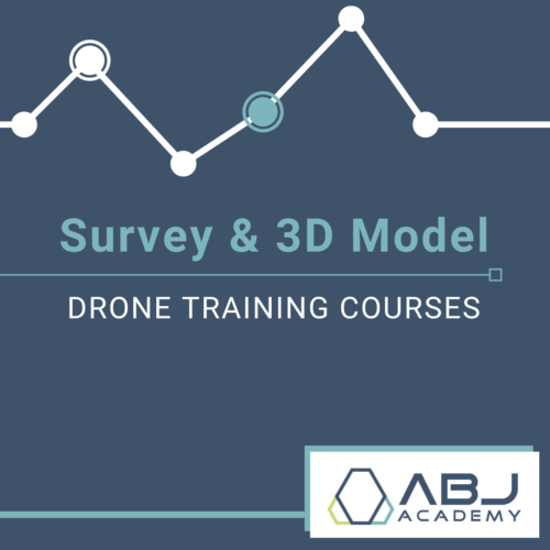 Survey & 3D Model Drone Training Course - ABJ Drone Academy