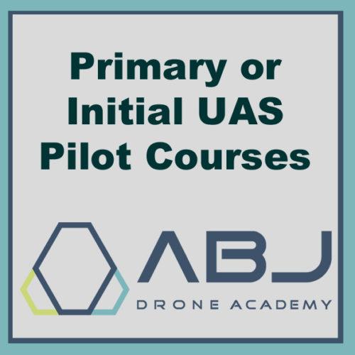 UAS Primary Pilot Courses