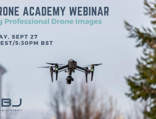 Free Webinar – Creating Professional Drone Images