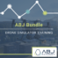 ABJ Drone Simulator Training Bundle - Individual License and Controller