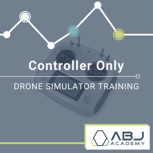 Drone Simulator Training Controller - ABJ Drone Academy