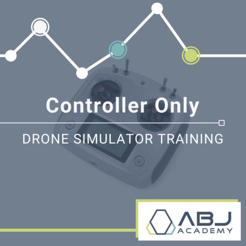 Drone Simulator Training Controller - ABJ Drone Academy