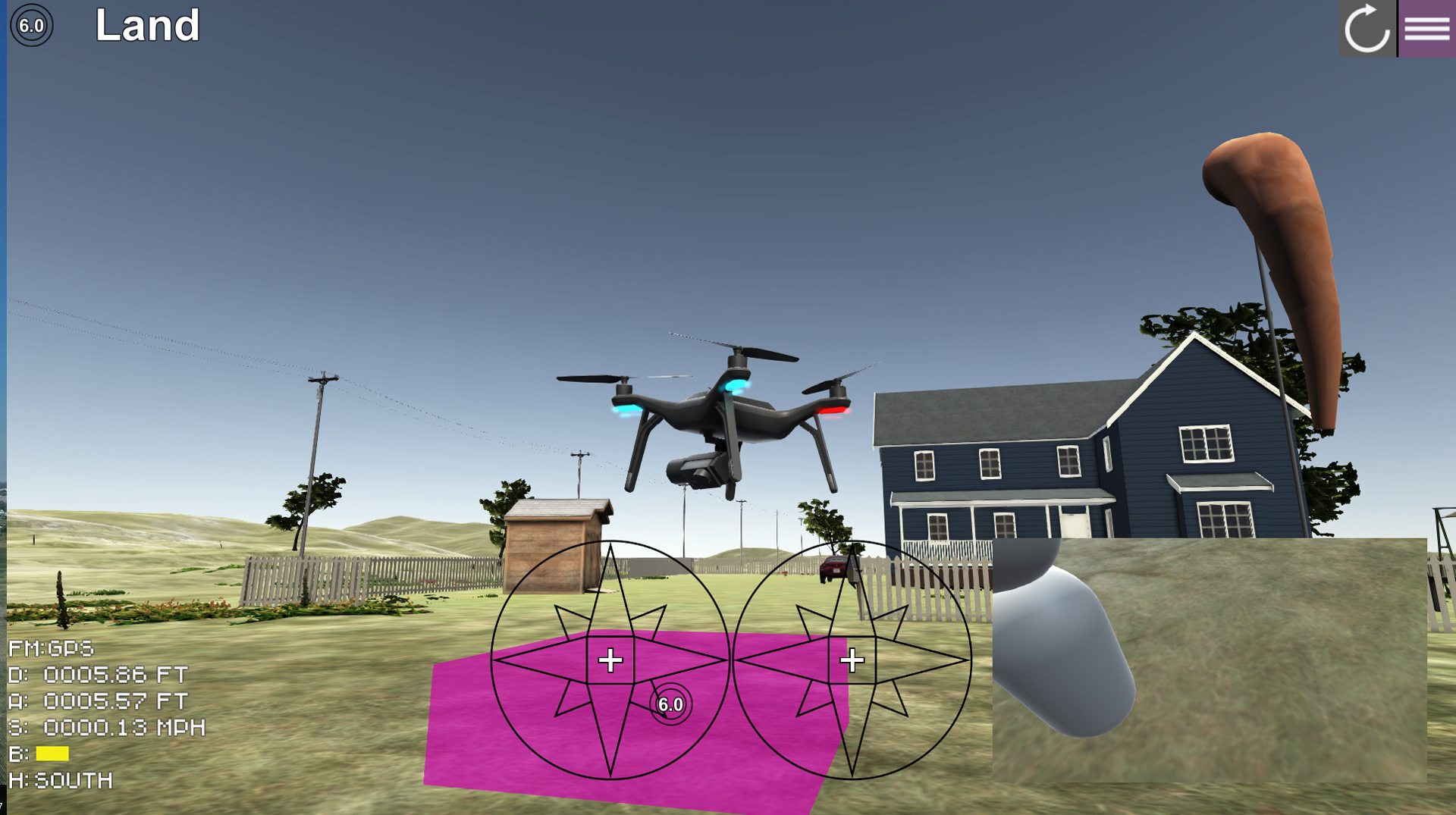 ABJ Drone Simulator Training Online: 100+ Training Modules