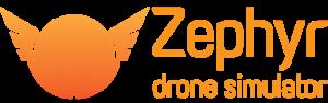 Zephyr drone simulator logo