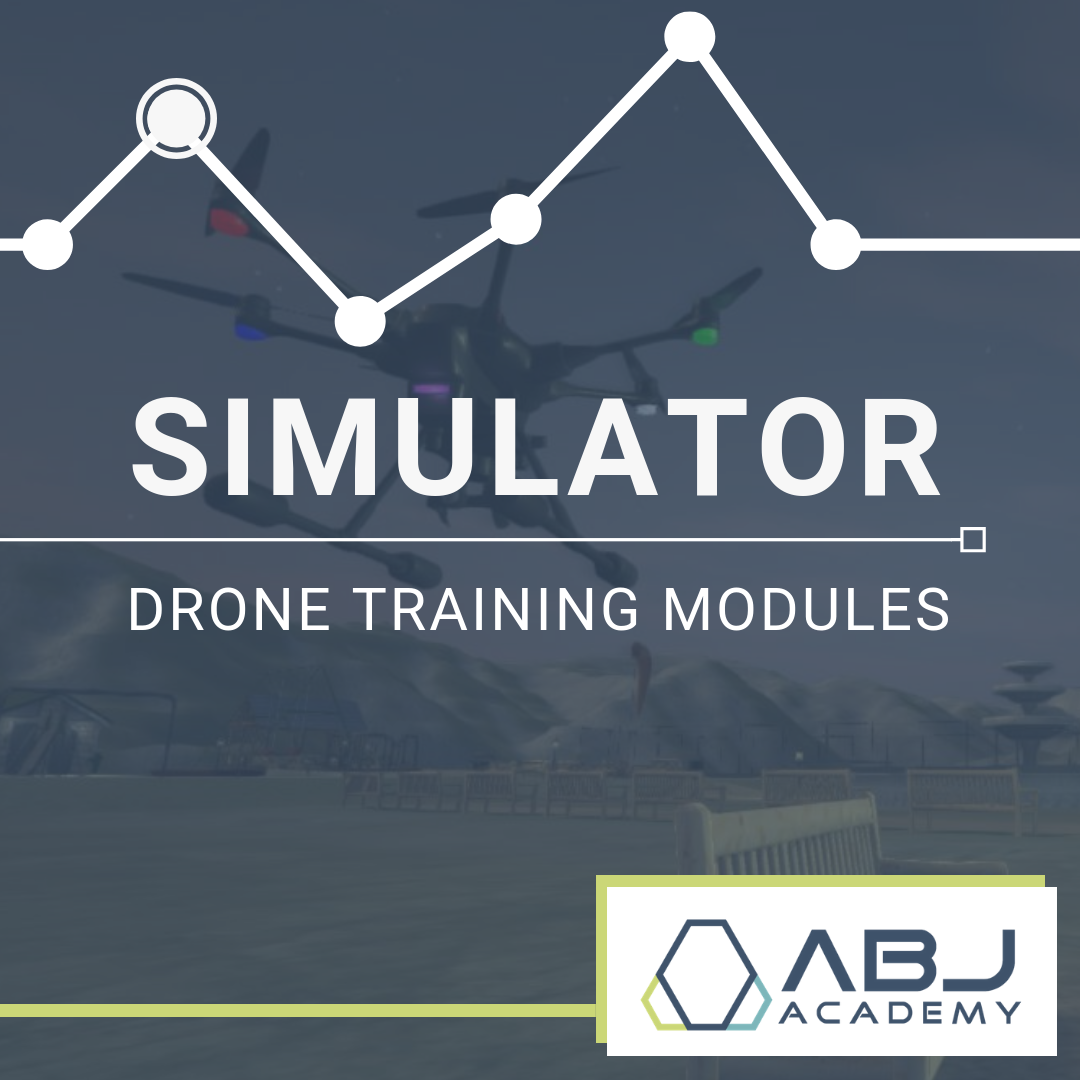 Drone Flight Simulator Training