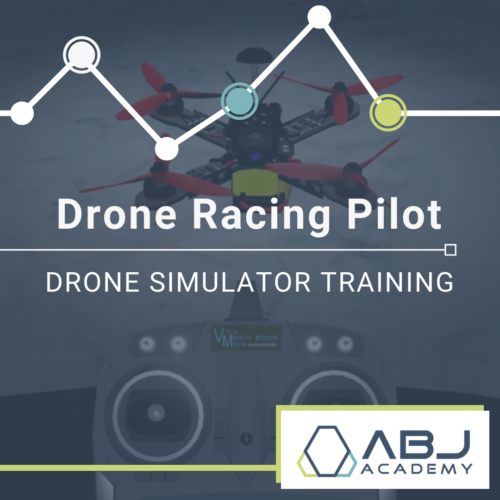 Drone Racining Simulator Training Online with ABJ Drone Academy
