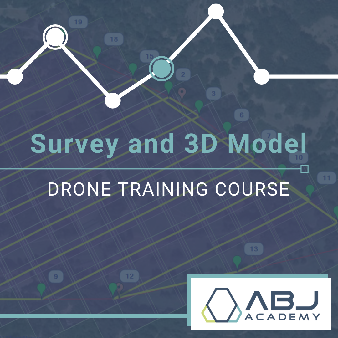 Drone Survey and 3D Model Training Course Online