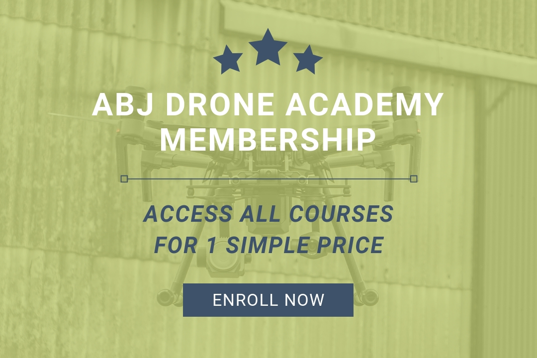 ABJ Drone Academy Membership Banner