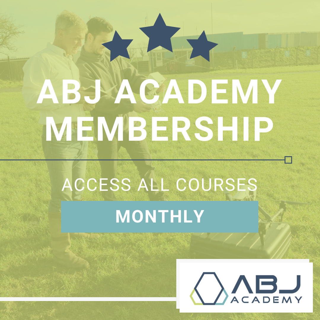 Drone Training Courses - Monthly Membership