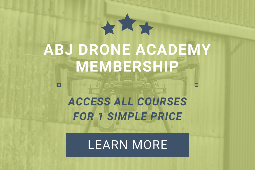 ABJ Drone Training Courses Membership